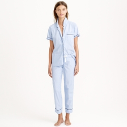 Vintage Short-Sleeve Pajama Set by J.Crew in Modern Family