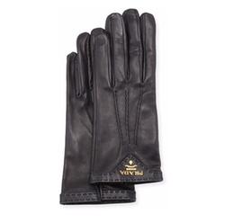 Napa Leather Gloves by Prada in Jason Bourne