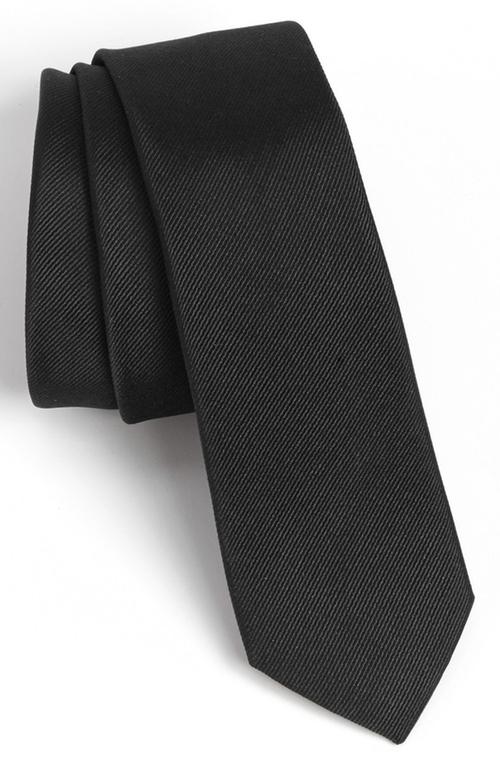 Woven Silk Tie by The Kooples in Fight Club