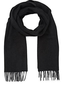 Reversible Felt Scarf by Barneys New York in The Blacklist