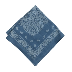 Indigo Bandana by J. Crew in 99 Homes