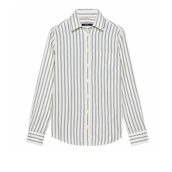 Gant Striped Oxford Shirt by Gant in The Ranch