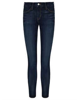 4 Month Mid Rise Skinny Jeans by Koral in The Intern