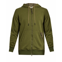 Utility Cotton-Blend Jersey Hooded Sweatshirt by Adidas By Day One in Silicon Valley