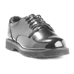 High Gloss Duty Oxford Shoes by Bates in The Hangover