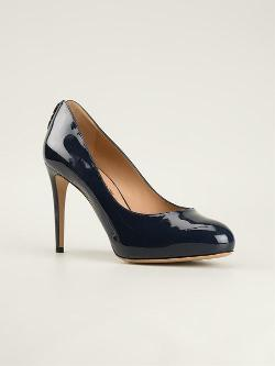 High Stiletto Pump by Salvatore Ferragamo in The Other Woman