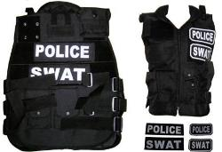 Police Tactical Vest Field Gear by Fidragon in Let's Be Cops
