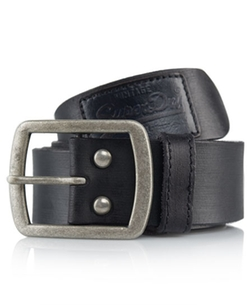 Distressed Leather Belt by Superdry in The Revenant
