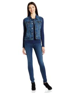 Camden Denim Vest by Jag Jeans in If I Stay