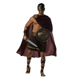 Spartan Warrior Costume by California Costumes in Paper Towns