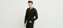 Full Zip-Tech Hoodie by Kenneth Cole in The Flash