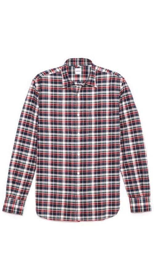 Plaid Shirt by Aspesi in If I Stay