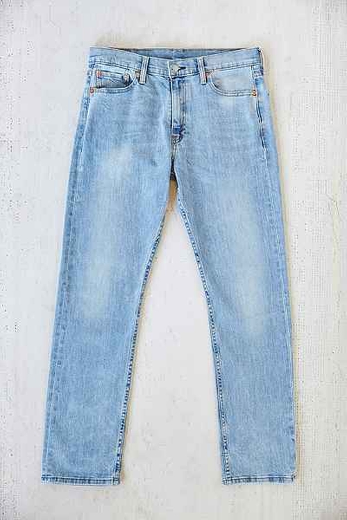 Blue Stone Slim-Straight Jeans by Levi's in Clueless