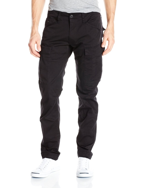 Cargo Pocket Rovic Slim Fit Pant by G-Star in Barely Lethal