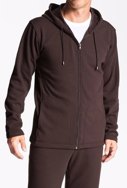 'Bownes' Zip Hoodie by UGG in Snowden