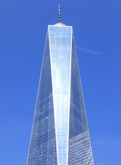 New York City, New York by One World Trade Center in Teenage Mutant Ninja Turtles: Out of the Shadows