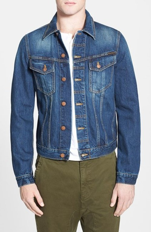 Denim Jacket by Nudie Jeans in Need for Speed