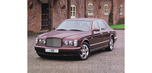 2005 Arnage R by Bentley in The Dark Knight Rises