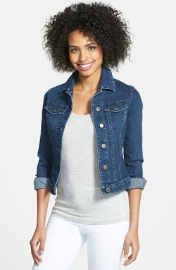 Jean Jacket by Yoga Jeans by Second Denim in Entourage