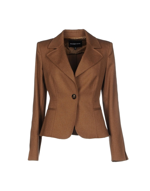 Wool Blazer by Borbonese in Keeping Up With The Kardashians - Season 12 Episode 6