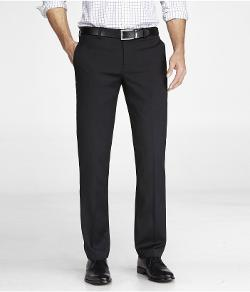 STRETCH WOOL PHOTOGRAPHER SUIT PANT by EXPRESS in Jersey Boys