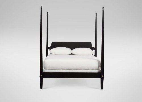Barrett Poster Bed by Ethan Allen in Sex and the City 2