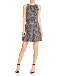 Janette Graphic Print Dress by Alice And Olivia in How To Get Away With Murder