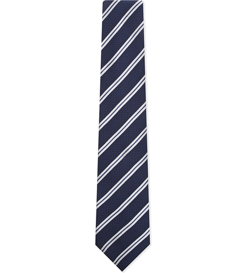 Stripe Silk Tie by Corneliani in Elementary