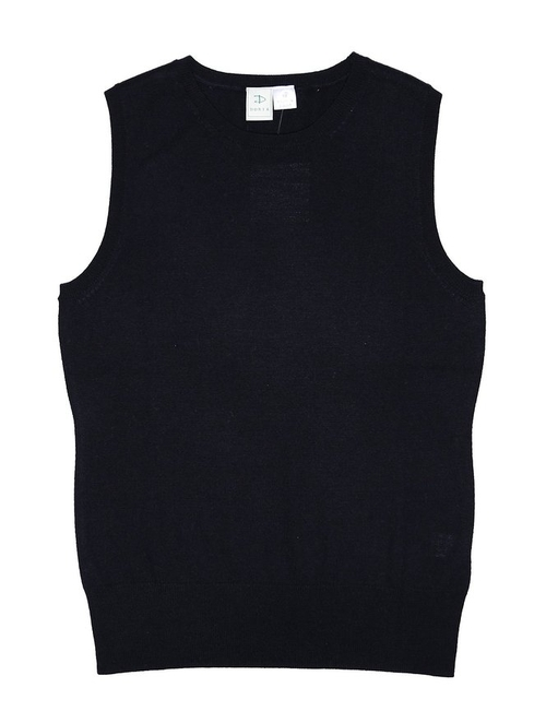 Merino Wool Shell Vest by Doria in Whiskey Tango Foxtrot