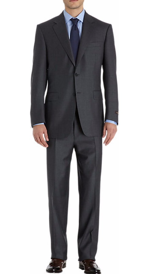 """C Soft"" Suit by Canali in Supernatural - Series Looks"