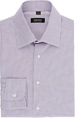 Micro-Checked Shirt by Barneys New York in The Blacklist