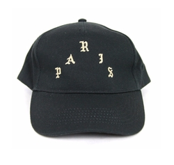 Paris Baseball Cap by Kanye West in Keeping Up With The Kardashians