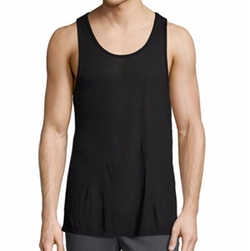 Blk Modal Tank Top by Atm Anthony Thomas Melillo in American Assassin