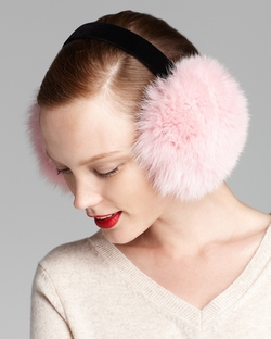 Fox Earmuffs by Maximilian in Scream Queens