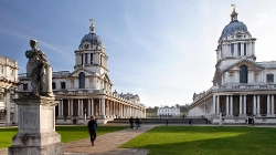 London, England by Old Royal Naval College in Thor: The Dark World