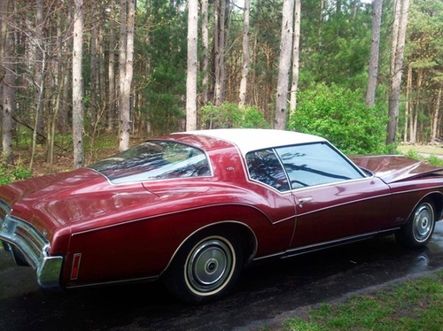 1973 Riviera by Buick in X-Men: Days of Future Past