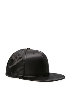Sateen Baseball Hat by Forever 21 in Scream Queens