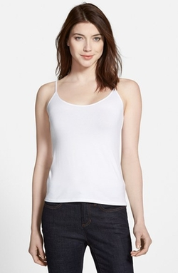 Scoop Neck Camisole Top by Eileen Fisher in Modern Family