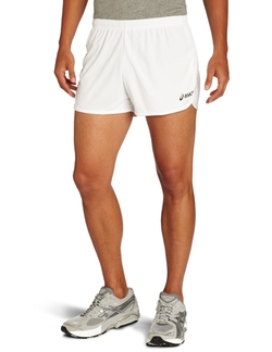 Men's Interval 1/2 Split Short by Asics in Unbroken