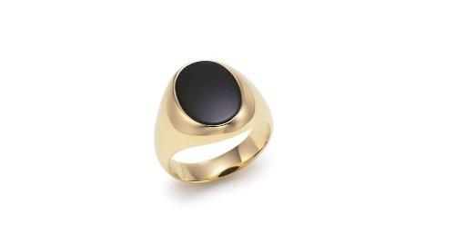 Oval Signet Ring by Tiffany & Co. in John Wick