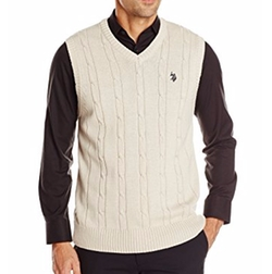 Sweater Vest by U.S. Polo Assn. in Going In Style