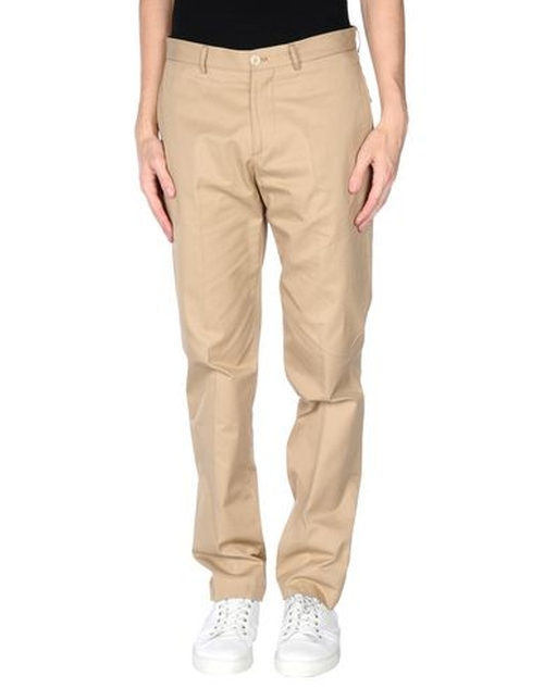 Casual Khaki Pants by Brunello Cucinelli in Suits
