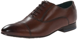 Men's Danyll Oxford Shoes by Ted Baker in Black Mass