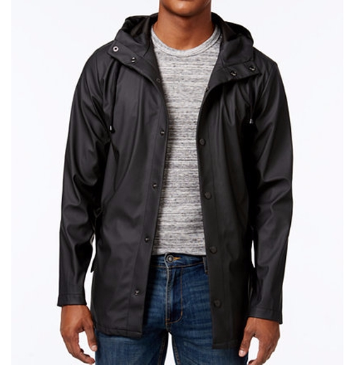 Rain Slicker Jacket by American Rag in Now You See Me 2