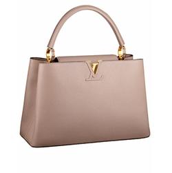 Parnassea Capucines Handbag by Louis Vuitton in Suits