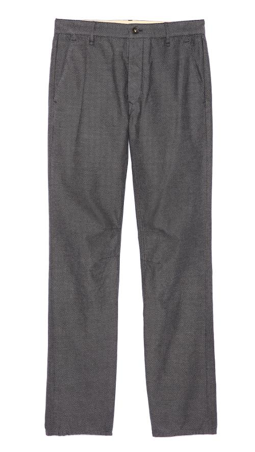 Blade IV Nailhead Trousers by Rag & Bone in Anchorman 2: The Legend Continues