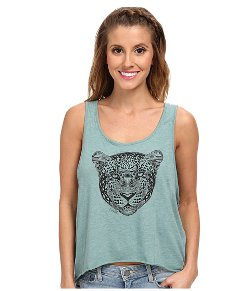 Growlin Crop Tank Top by O'neill in San Andreas