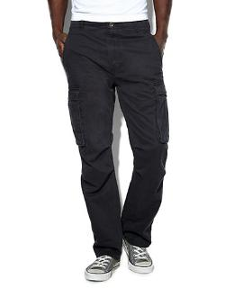 Ace Cargo Pants In Black by Levi's in The Expendables 3