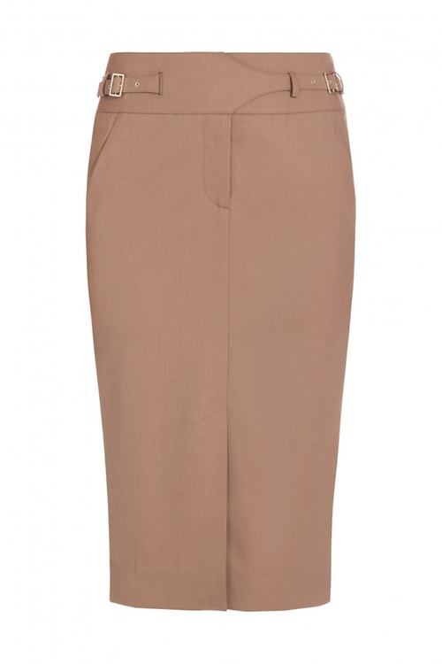 Utility Pencil Skirt by Jason Wu  in Scream Queens - Season 1 Episode 8