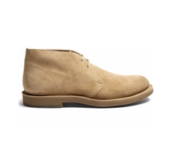Suede Desert Boots by Brunello Cucinelli in Transformers: The Last Knight